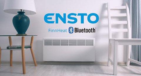 Электрические конвекторы ENSTO FinnHeat Bluetooth