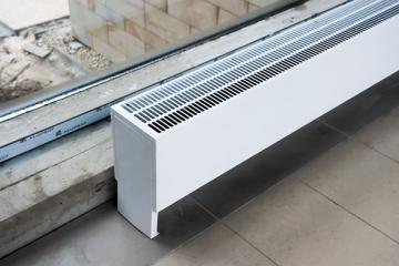 Применение электрических конвекторов отопления для цеха и промышленных объектов
