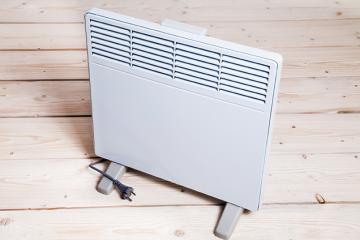 Конвектор электрический для дачи: эффективное отопление загородного дома