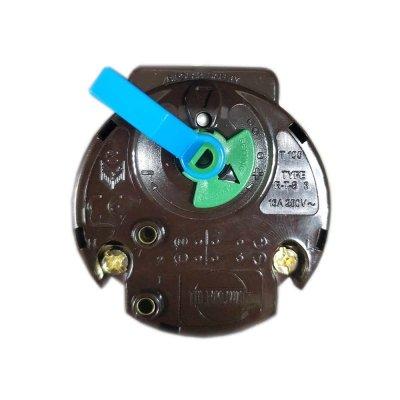 Термостат стержневой  70/83° 16A  с ручкой(Биполярная термозащита на 83 гр.)  (синяя ручка) Thermowatt