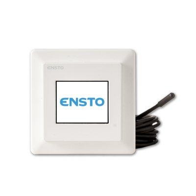 Электронный комбинированный терморегулятор с сенсорным дисплеем ECO16TOUCH