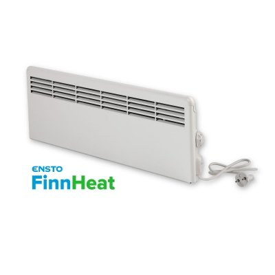 Panel heater ME and plug, 1000 W