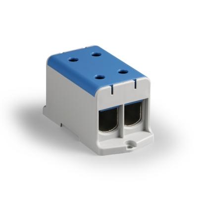 Распределительный блок, синий Al/Cu 35-240 мм²