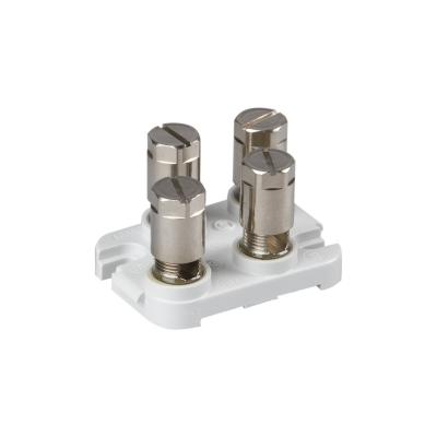 4-полюсный, Cu 10 мм², термоотверждающиеся пластик основание, 500 V