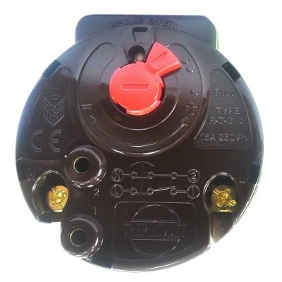 Термостат стержневой RTS3 16A 78oС/90oС (Биполярная термозащита на 90 гр.)         Thermowatt                                                       ,