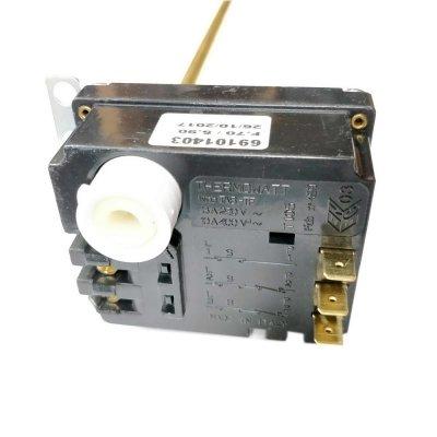 Термостат TAS TF 450 (3-х фазный) 70oС/90oС (Биполярная термозащита на 90 гр.) Удлиненный 450мм