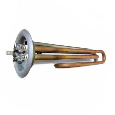 ТЭН RF 2,5 кВт.(1.0+1.5) L-200mm M6 под анод,контакты под разъем, одна трубка под термостат,фланец 64мм для ЭВН Термекс BLITZ IBL