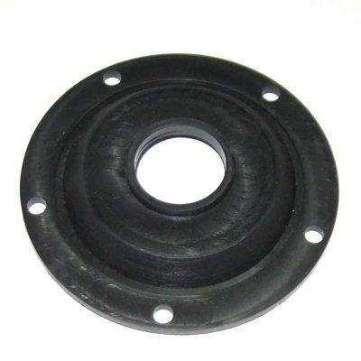 Прокладка резиновая под 5 болтов 6ммпод фланец D 125 мм (Round) без смещения под фланец