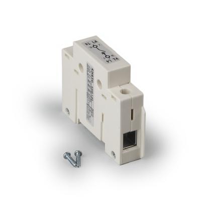 100 A, электрощита или DIN-рейка монтируемый переключатель