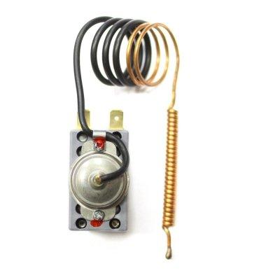 Термостат защитный SPC-М 110oС.  (капилярный, 0,9м., 16А)      (18141703)