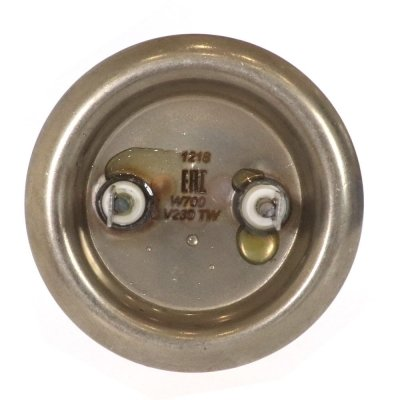 ТЭН RF 700 Вт.Комплект (нерж)ТЭН+Анод+ПрокладкаУниверсальный ТЭН для плоского водонагревателя)(К-700Х)