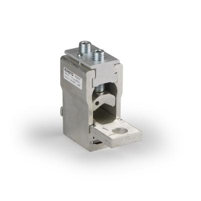 Клеммдля оборудования Al/Cu 2 x (95-185 мм²), 400A