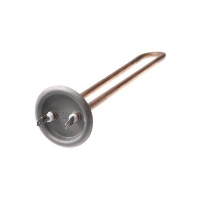 """ТЭН """"ИТА"""" RF64 0,7 кВт.(медн.) M4 под анод  641262  (L-250мм, фланец 64 мм. Универсальный ТЭН для плоского водонагревателя)"""