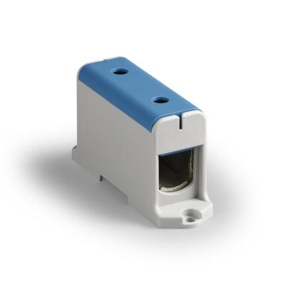 1-полюсный, синий Al/Cu 35-240 мм²