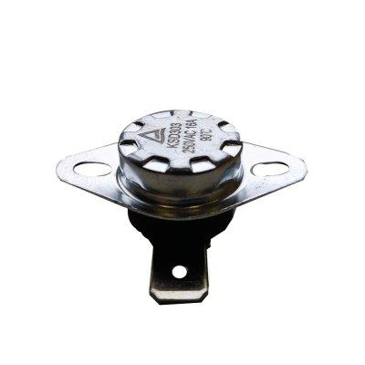 Термостат  90oС, 16A  (биметаллический, самовозвратный)