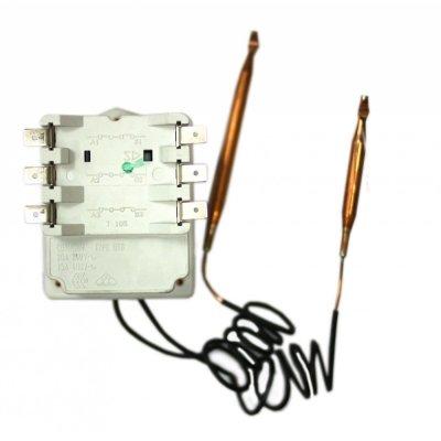 Термостат регулир./защ. 200-300л 3-х фазный          70/90°С  16А/380В 20А/220В (2 капиляра)