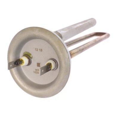 ТЭН RF 700 Вт.КомплектТЭН+Анод+ПрокладкаУниверсальный ТЭН для плоского водонагревателя)(К-700)