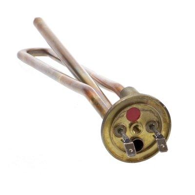ТЭН  RCF 1500Вт М5 VLS (65180069) в комплекте с прокладкой арт.65111788. Под фланец 125мм. В упаковке Ariston оригинал