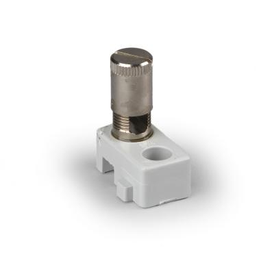 1-полюсный, Cu 3 x 6 мм², основание термоотверждающийся пластик, 500 V