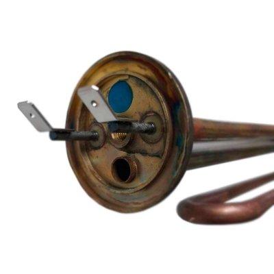 ТЭН RCF 1500 G8 М5 под анод (конт.под разъем фланец 48мм. для водонагревателя Ariston Velis)