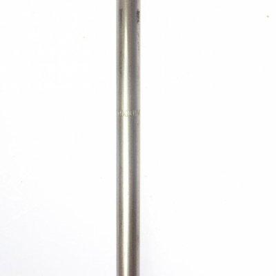 ТЭН гибкий сухой 1000Вт. Ø 8,5 мм. L-1050 мм –  нерж.   контакты под винт М4минимальный диаметр изгиба 8см (радиус 4см по внутренней стороне)