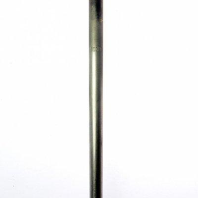 """ТЭН гибкий водяной 1500Вт. Ø 8,5 мм. L-650 мм –  нерж.   штуцер припайной с резьбой 14мм (1/4""""), контакты под винт М4  минимальный диаметр изгиба 8см (радиус 4см по внутренней стороне)"""