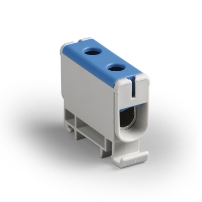 1-полюсный, синий, Al 6-50 мм², Cu 2.5-50 мм²