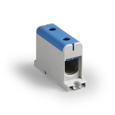 1-полюсный, синий, Al/Cu 35-150 мм²