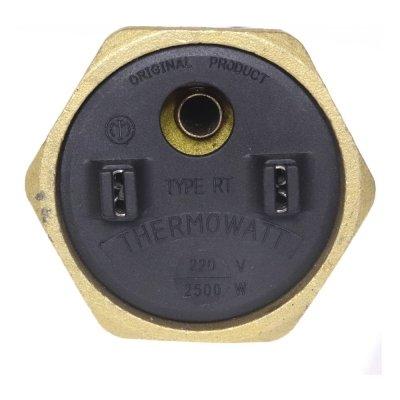 "ТЭН RCT 2500 Вт. PA M6 под анод фланец ""гайка""- резьба D42мм. (Универсальный ТЭН для водонагревателей)"