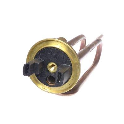 ТЭН RCF TW3 PA 1500 Вт. M6 под анод(фланец 48мм. ТЭН для водонагревателя)(184280, 3401219)