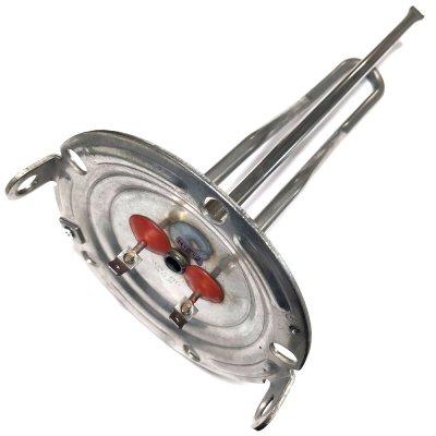 ТЭН 1000 Вт. M6 Фланец D-125mm 5 отверст.для водонгр. Ariston VELIS (65151226)Мод.: ABS VLS PREMIUM PW 30-100, ABS VLS PW 30-100трубка термостата - 280мм