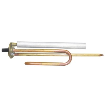 ТЭН RCF 1,5 кВт (с анодом M6)   (фланец 48мм. ТЭН для водонагревателя)