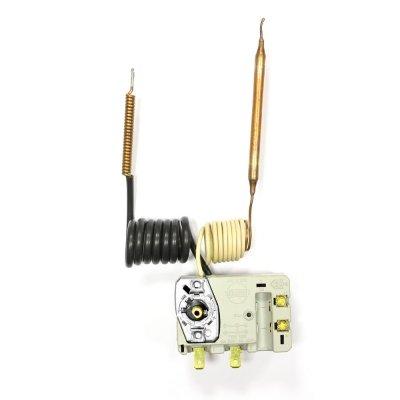 Термостат регулируемый/защитный           70/105 гр. TBSB Н12        16А (2 капиляра)