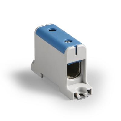 1-полюсный, синий, Al/Cu 16-95 мм²