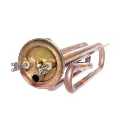 ТЭН RCA 1800 Вт. PA М6 под анод малошумящий(фланец 48мм. водонагреватели Аристон)