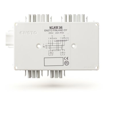 Распределительная коробка DALI-control