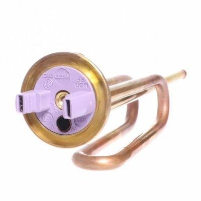 ТЭН RECO RCF 2000 Вт. M6 под анод(фланец 48мм. ТЭН для водонагревателя)(184280, 3401219, 66461)