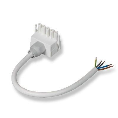 Т-образный разъем 5-Полюсный, 1,0 м, кабель, L-3 conn