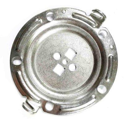Фланец круглый 5 отверстий для Аристон D125mm