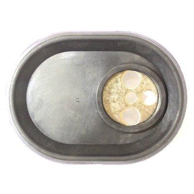 Фланец овальный RCA с прокладкой (Для ЭВН Аристон, ТЭНы RCA - 816644, 3401242, 3401124, 816630