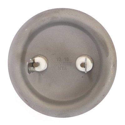 """ТЭН """"ИТА"""" RF64 0,7 кВт.(медн.) с анодом M4  (L-250мм, фланец 64 мм. Универсальный ТЭН для плоского водонагревателя)"""