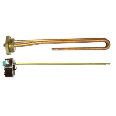 ТЭНовая группа RCT 3000 Вт. 70oС  RECO   (Термостат  15-20A, Кольцо уплотнительное RDT D42мм )