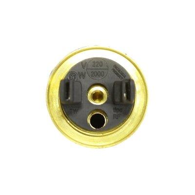 ТЭН RCF TW3 PA 2000 Вт. M6 под анод(фланец 48мм. ТЭН для водонагревателя)(3401071, замена 184271)